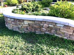 retaining wall cap blocks retaining wall capstones sandstone wall caps cultured stone stone cap retaining wall