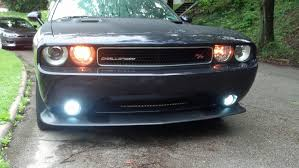 2012 Dodge Challenger Fog Light Bulb Replacement New L E D Fog Light Bulbs Dodge Challenger Forum