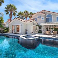 Big Houses With Pools Large House With Pool Ipad Wallpaper Hd