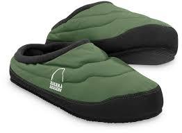 Sierra Designs Down Socks Mens Sierra Designs Down Shooties 191587 Slippers At