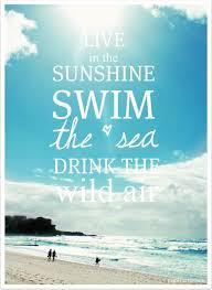 Happy Beach Quotes. QuotesGram via Relatably.com