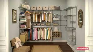 rubbermaid closet organizer parts closet shelving corner