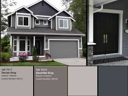 best exterior gray paint colors sherwin williams new popular house colors 2018 best 25 exterior paint