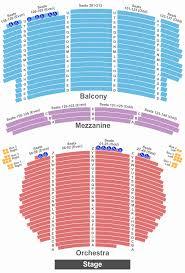 The Carpenter Center Richmond Va Seating Chart 56 Actual Orpheum Theatre Boston Seating Chart