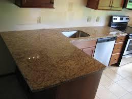 kitchen granite counter top of 3cm venetian gold light with 1 8 regarding eased edge countertop