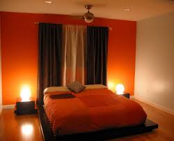 Orange Paint Colors For Bedrooms Romantic Bedroom Wall Colors Kids Bedroom Decorated With Western