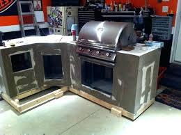 metal studs for outdoor kitchen best of diy bbq island frame fresh 7 best outdoor bbq