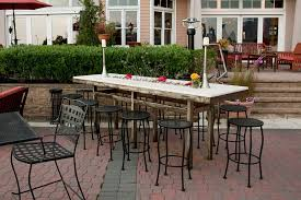 Outdoor Restaurant Furniture Exterior