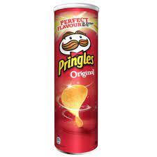Pringles Original gesalzene Stapelchips
