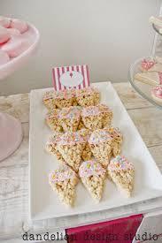 Rice Crispy Treats Designs Ice Cream Shoppe Ice Cream Cone Rice Krispie Treats
