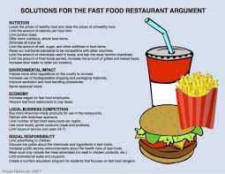 cover letter fast food restaurant essay fast food vs restaurant  cover letter fast food restaurant essay fast solutions copyfast food restaurant essay