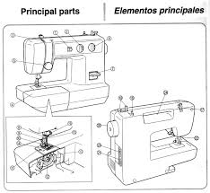 Brother Vx 1100 Sewing Machine