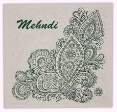 Mehndi Invitation Sqm1 0 50 Special Shaadi Cards For That