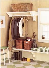 Coat Rack With Storage Baskets Furniture Entryway Storage Bench With Coat Rack Decor Ideas Home 81