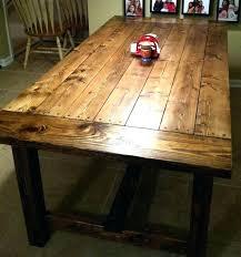 Build Dining Room Table Impressive Design Ideas