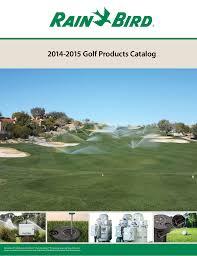 Rain Bird Golf Catalog Manualzz Com