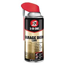 how to lubricate a garage doorThe Best Garage Door Lubricant