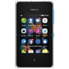 Nokia Asha 500 RM-934 Cyan 64 MB Smart ...