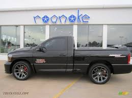 2006 Dodge Ram 1500 SRT-10 Night Runner Regular Cab in Black ...