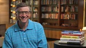 Summer book list from Bill Gates - YouTube