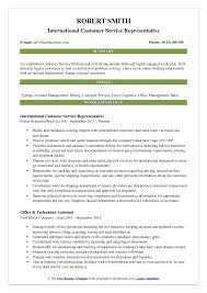 Qualifications For A Customer Service Representative 20 Summary Of Qualifications Examples For Customer Service