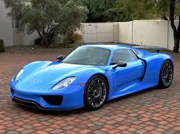 porsche 918 spyder blue. porsche 918 spyder for sale 3 image blue 8