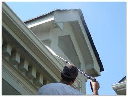 exterior house painters prep