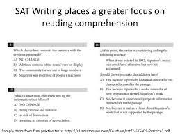 Ssat Essay Examples New Ssat Essay Prompts