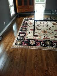 dark oak hardwood floors. Dark Walnut Stain Oak Hardwood Floors