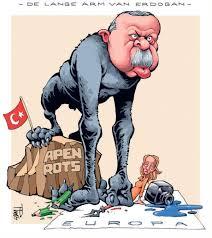 غرابة وغربة الاسلاميين العثمانيين في سوريا !