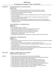 Informatica Sample Resumes Informatica Administrator Resume Samples Velvet Jobs 21