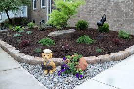 Small Picture Top 25 best Stone Wall Garden Design Ideas the garden