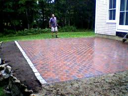 fascinating patio pavers s cost to install paver inspirational brick with plan 2