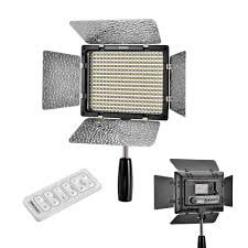 Yongnuo YN300 II YN 300 Ll Pro Đèn LED Video Chiếu Sáng Với Điều Khiển Từ  Xa Cho Máy Ảnh Canon Nikon Camera Quay Phim|video light camera|video led  lightvideo light led -