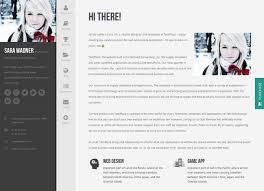 25 Best Resume Cv Wordpress Themes For 2018