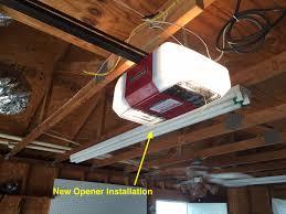 cheap garage door openersGarages Cool Home Depot Garage Door Opener Installation For
