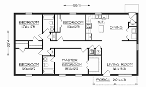 winsome house plans by dimensions 11 3 bedroom measurements fresh simple floor plan with of