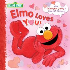 Lets help elmo and abby dress up in something special! Elmo Loves You Sesame Street Pictureback R Albee Sarah Swanson Maggie 9780553536287 Amazon Com Books