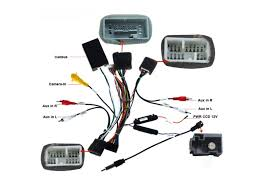 honda civic wiring harness adapter wiring diagram and hernes feeldo car accessories audio cd player radio stereo wiring