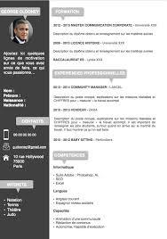 Exemple Cv Etudiant Gris Souris Design Pinterest Cv Template