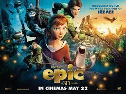 Epic movie - Epic the Movie Hintergrund (36971224) - Fanpop