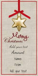 Printable Christmas Certificates 100 best Christmas Gift Certificates images on Pinterest Free 81