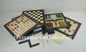 Wooden Multi Game Board New Combined Board Game Set Wooden Multi Game Set 32 In 32 Game Set Buy