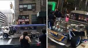 sikat na jeepney ng pilipinas nakita