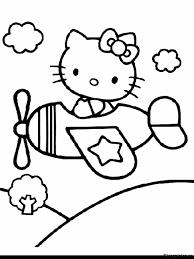 Hello Kitty Kleurplaten Kleurplateneu