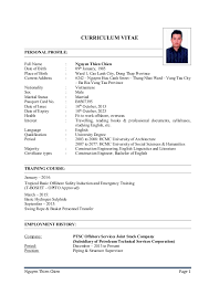 nguyen thien chien piping structure supervisor resume professional - Piping Supervisor  Resume
