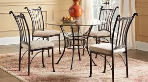 dining room table and chair sets. metal 5 pc round dining set room table and chair sets i