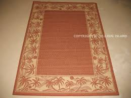 8x11 7396 x 10399 tropical palm indoor outdoor tropical outdoor area rugs
