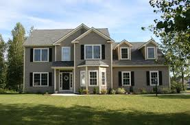 exterior colonial house design. Beautiful-colonial-house-design Exterior Colonial House Design