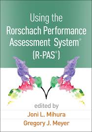 Assessment Stunning Using The Rorschach Performance Assessment System RPAS